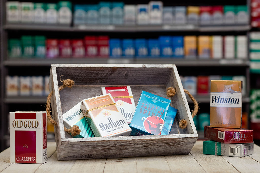 Choose From A Variety of Great-Tasting Tobacco Products